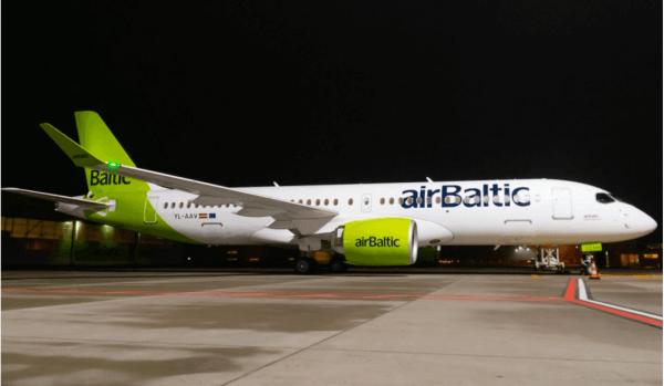 airBaltic - 5 miljoni pasažieru 2019 gadā